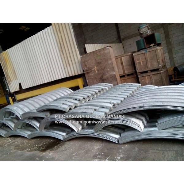 Ready stock Corrugated Steel Pipe/Gorong Gorong Baja