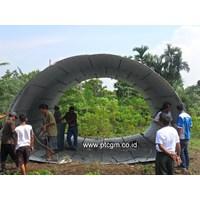 Jual Gorong gorong baja/Corrugated steel pipe/Armco/Pipa baja gelombang 2
