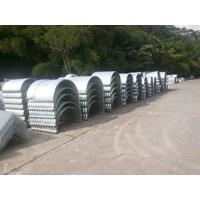 Gorong gorong baja/Corrugated steel pipe/Armco/Pipa baja gelombang 1