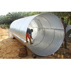 Corrugated Steel Pipe Culverts 3