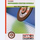 Grinding Stone Nippon Resibon Depressed Center Wheels 1