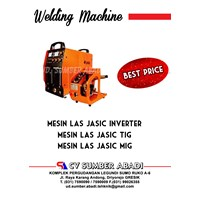 jasic welding machine 1