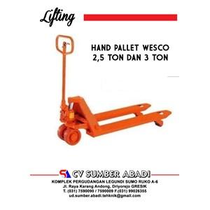 Hand Pallet 3 TON
