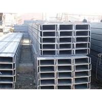 Besi Kanal UNP 380×100×13mm-12m(808kg)