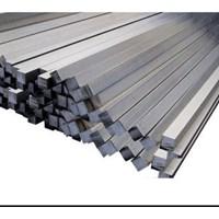Besi Empat Persegi 1 1/8×1 1/8inch-6m(28mm×28mm)(37kg)