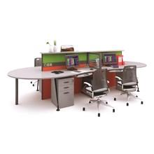 Meja Kantor Staff 120