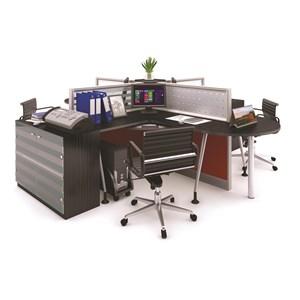 Meja Kantor Staff 4