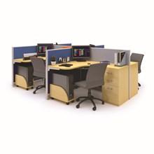 Meja Kantor Staff 110