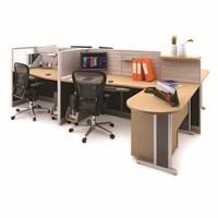 Jual Meja Kantor Supervisor & Staff 120
