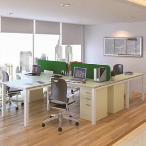 Meja Kantor Desking