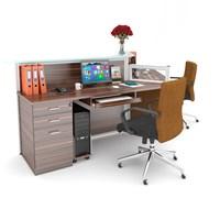 Receptionist Desk 1