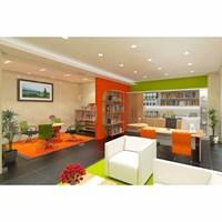 Meja Kantor VSlim Director Room  1