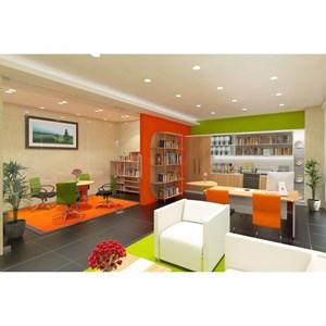 Meja Kantor VSlim Director Room