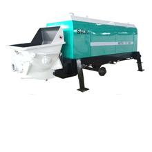 Pompa beton motor seri HBT
