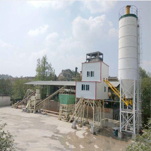 mesin beton batching plant