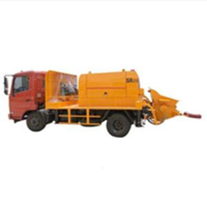 Vehicular Concrete Mixer