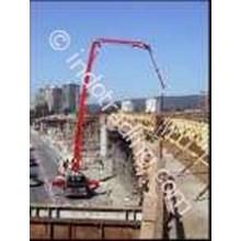 Pompa Long Boom Concrete Pump