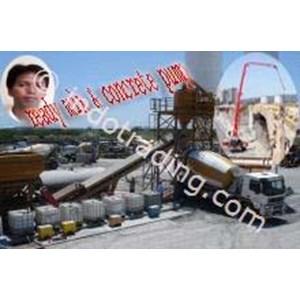 Konstruksi Beton Readymix