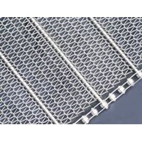Wiremesh Conveyor Chain Driven