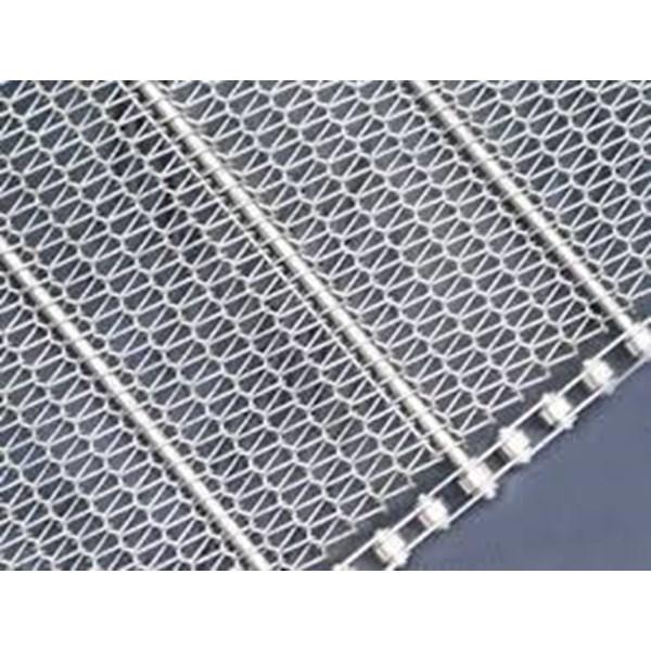 Wiremesh Conveyor Chain Driven