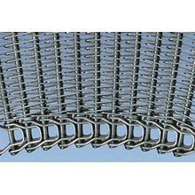 Wiremesh Conveyor Radius Turn