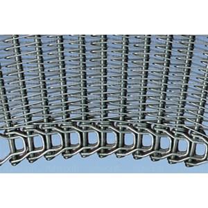 Wiremesh Conveyor Radius Turn