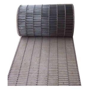 Wiremesh Conveyor Flat Leader