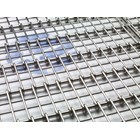 Wiremesh Conveyor Radius Grid 1