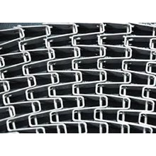 Wiremesh Conveyor Flat Wired Belt