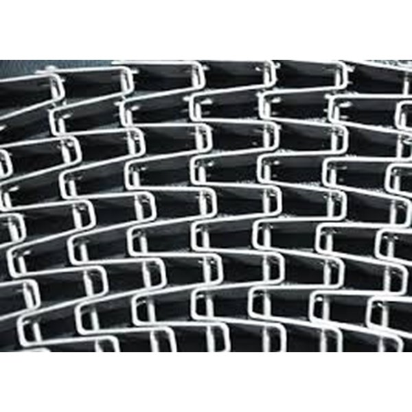 Wiremesh Conveyor Flat Wired Belt