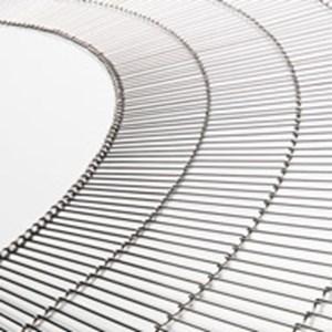Wiremesh Conveyor Radius Grid Jakarta