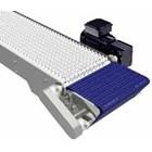 Wiremesh Conveyor Flat Leader Belt Glodok 1