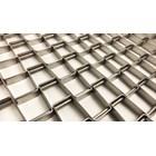 Wiremesh Conveyor Flat Wired Belt  Glodok 1