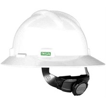 Pelindung Kepala Helm Msa  Fullbrim Fas Trac Suspension