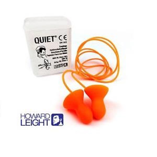 Howard Leight Earplugs Quiet Max Lite