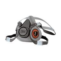 Respirator Pelindung Setengah Wajah 3M 6000