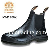Jual Safety Shoes King's KWD 706 x  2