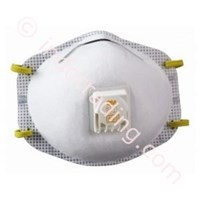 Jual Respirator Masker Debu 3M 8211 2