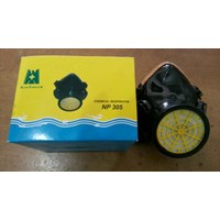 Respirator Kimia Blue Eagle Np305 1