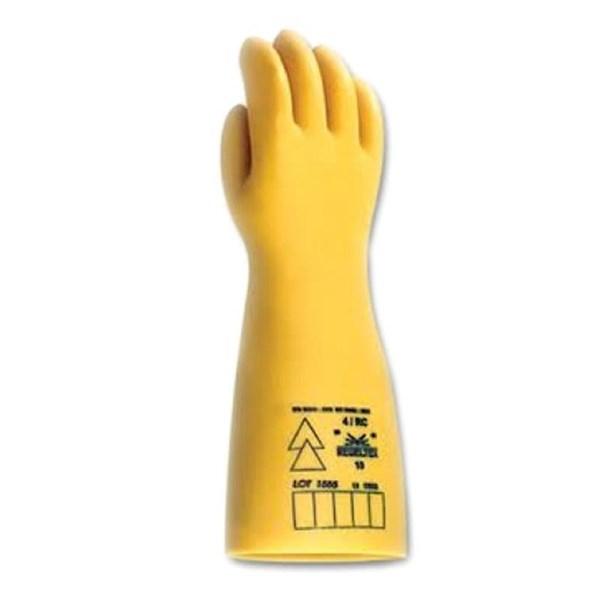 Gloves Safety Isolation Regeltex