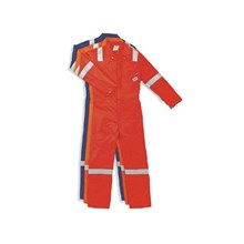 Safety Clothes Coverall Nomex With Scotlight