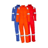 Coverall Cotton 100%