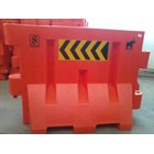 Road Barrier Marvel 1