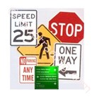 Safety sign 1