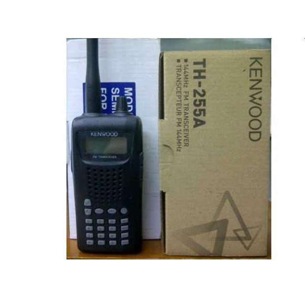 Walkie Talkie / HT Kenwood Tipe Th-255A