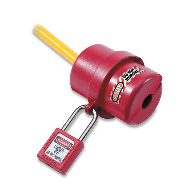 Master Lock Type 487