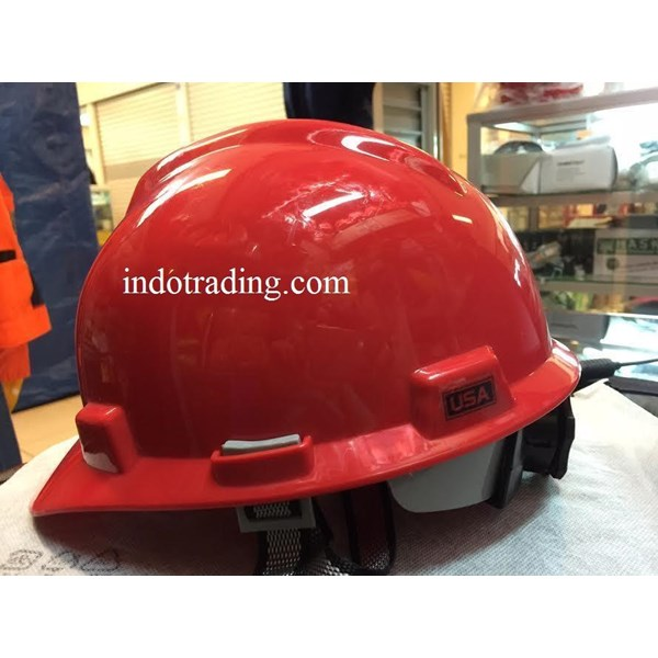 Helm USA Merah Fasetrack