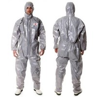 Coverall grey 3M size L 4570 1