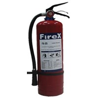 ABC Fire Extinguisher FX-35 1