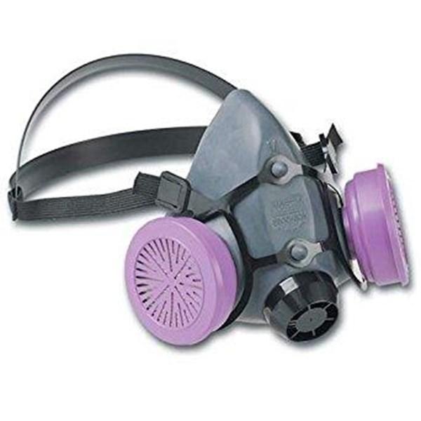5500 Series Low Maintenance Half Mask